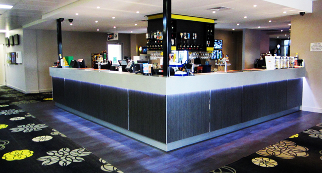 Sunshine RSL Interior 1